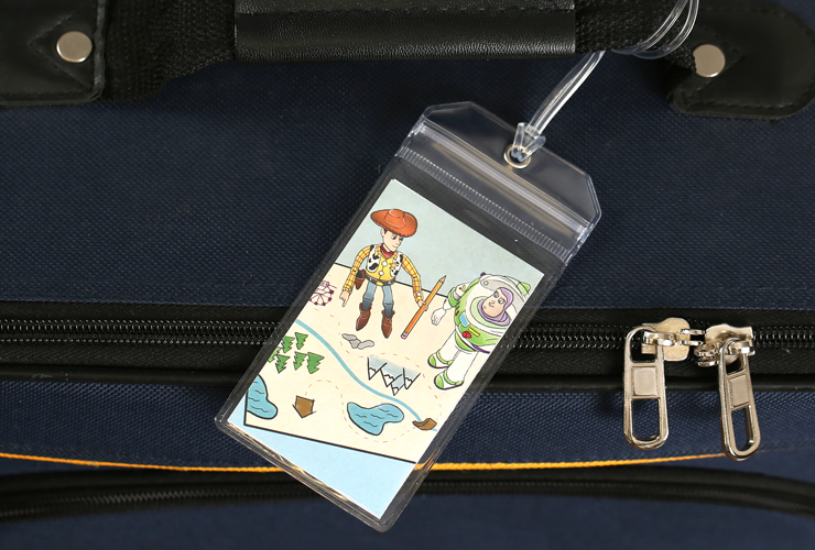 Toy Story Disney Luggage Tag
