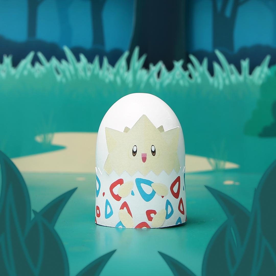 Togepi Easter Egg