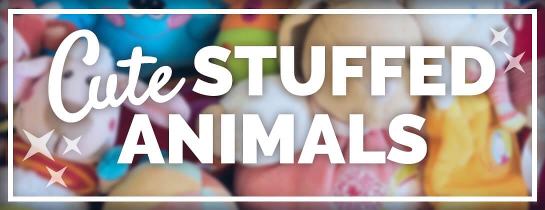 Cute Stuffed Animals to Keep Your Kingdom Cozy
