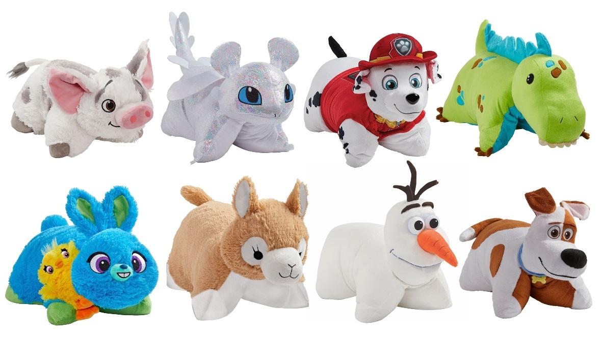 Pillow Pet Toys