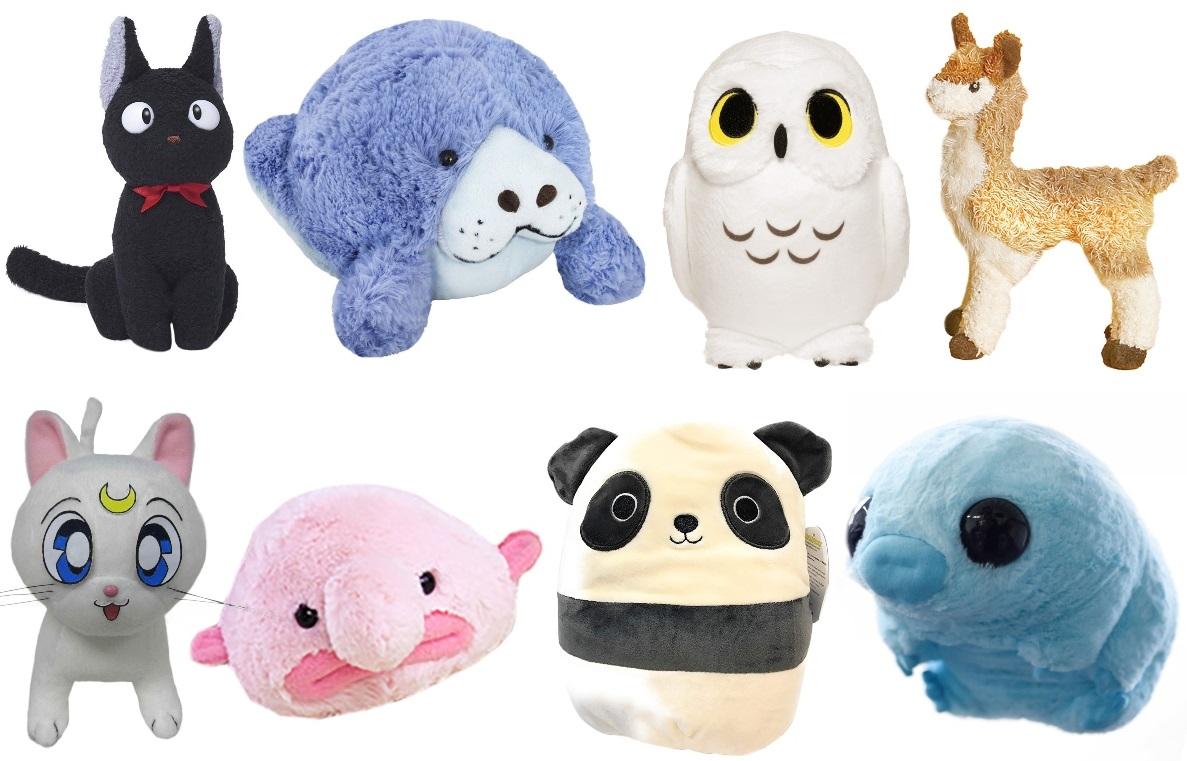 Small Plush Toys