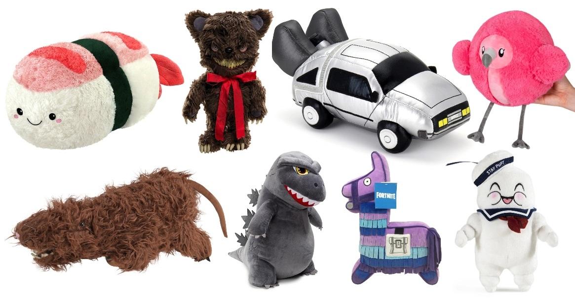Weird Plush Toys