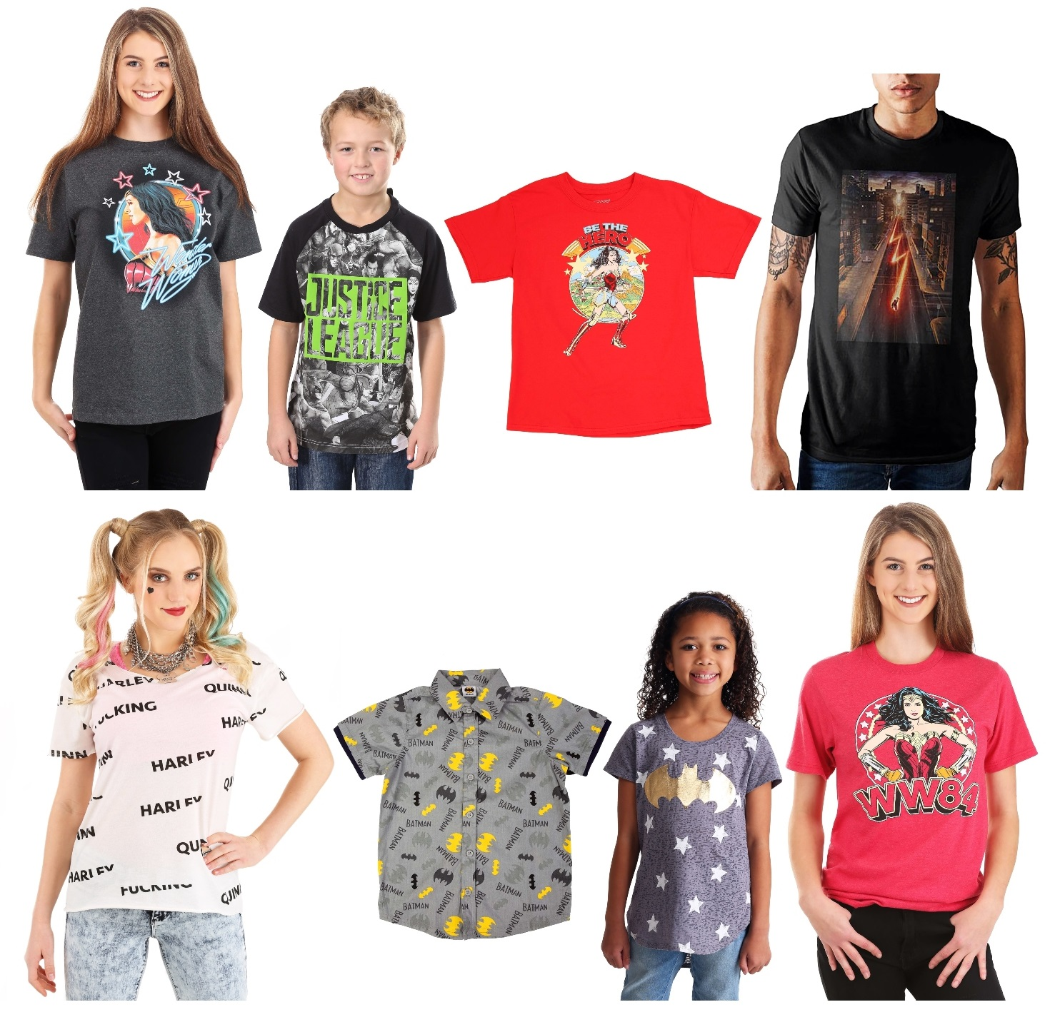 DC Comics Shirts & Tops