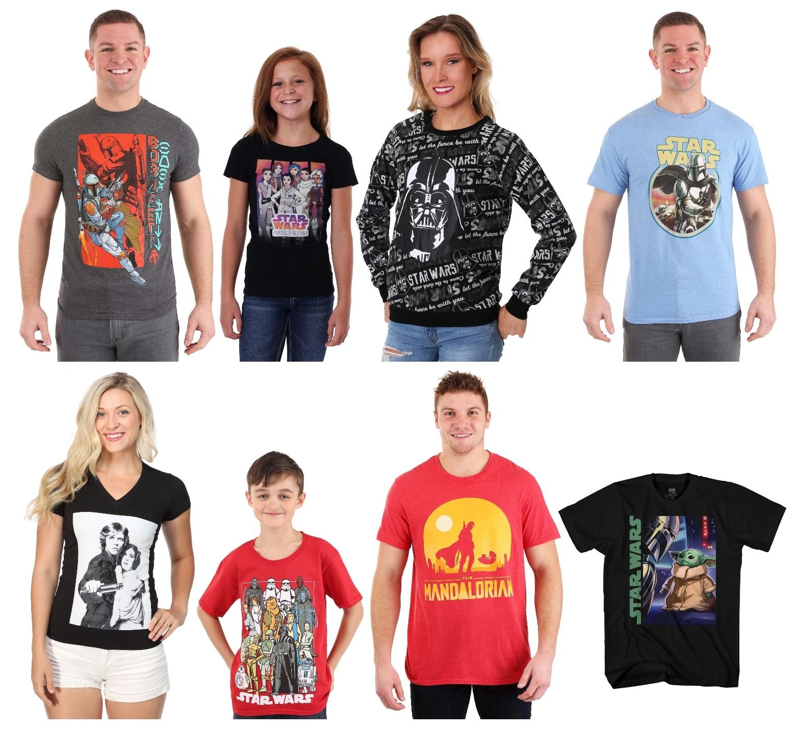 Star Wars Shirts & Tops