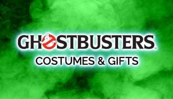 Ghostbusters Costumes & Gifts! Dogs and Cats Living Together! Mass Hysteria!