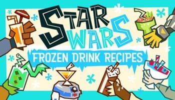 Star Wars Frozen Drink Recipes for Hot Tatooine Nights