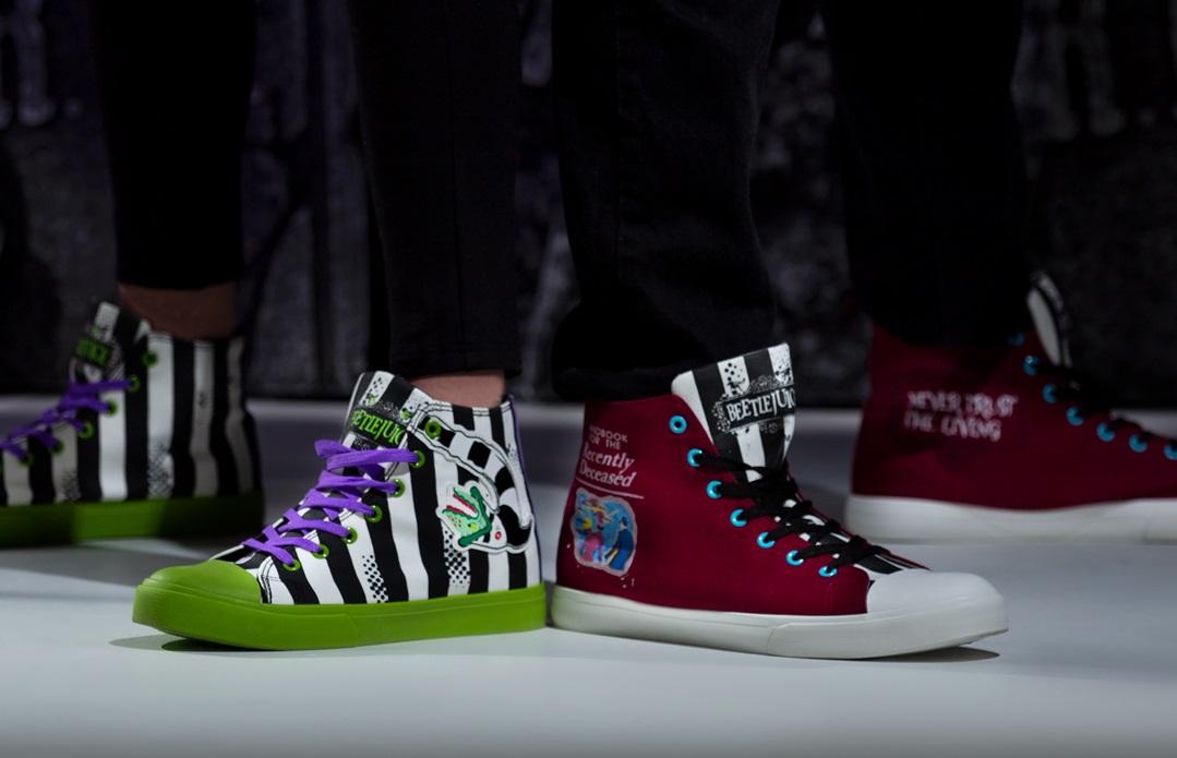 FUN.com Beetlejuice Shoes