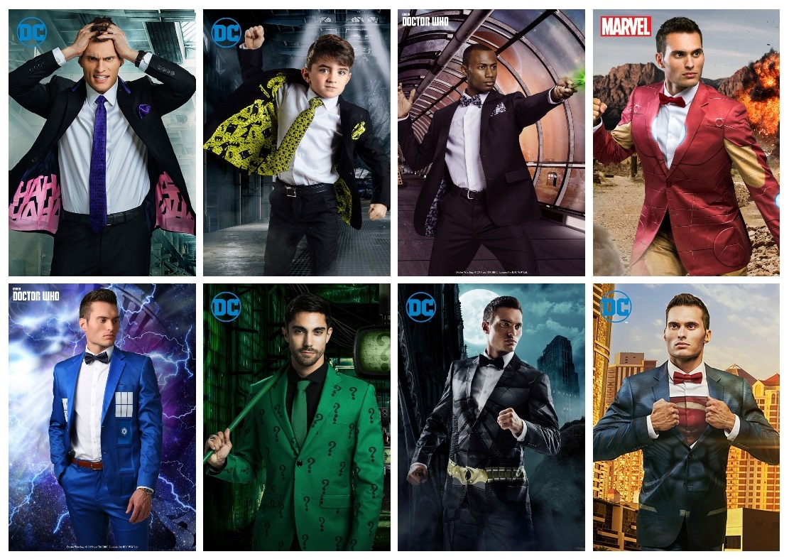 Exclusive FUN Wear Suits