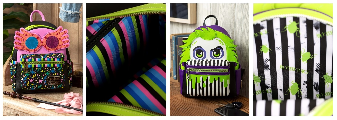 Loungefly Mini Backpacks at FUN.com