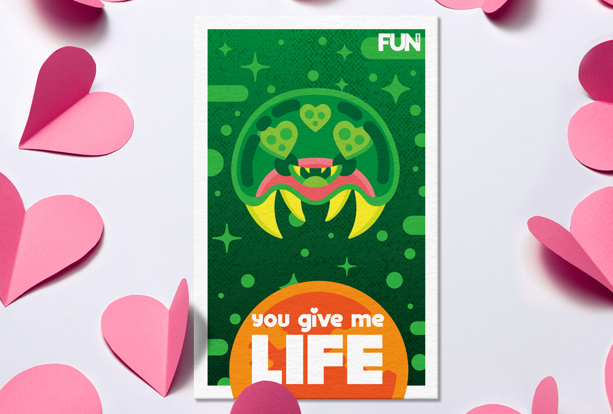 Metroid Valentine