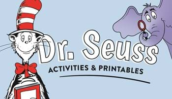 Dr. Seuss Activities and Printables