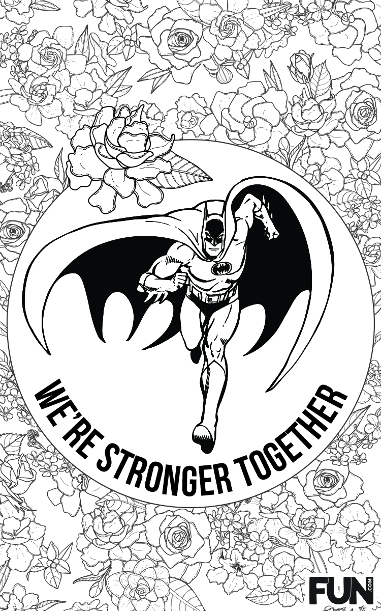 Mother's Day Batman Card