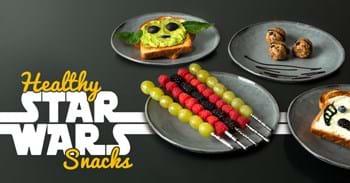 Healthy Star Wars Snacks