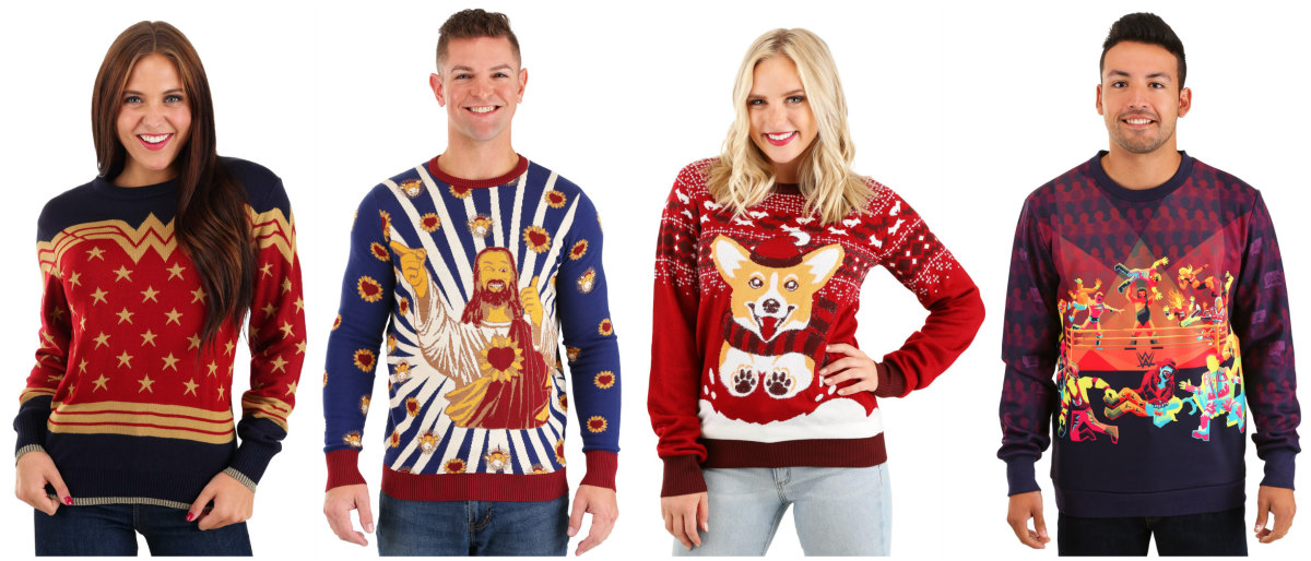 2020 Holiday Sweaters