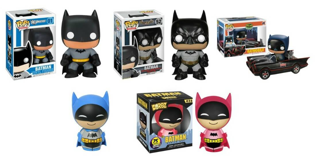 Batman POP! Vinyl