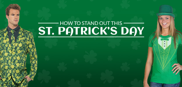 How to stand out this St. Patrick's Day
