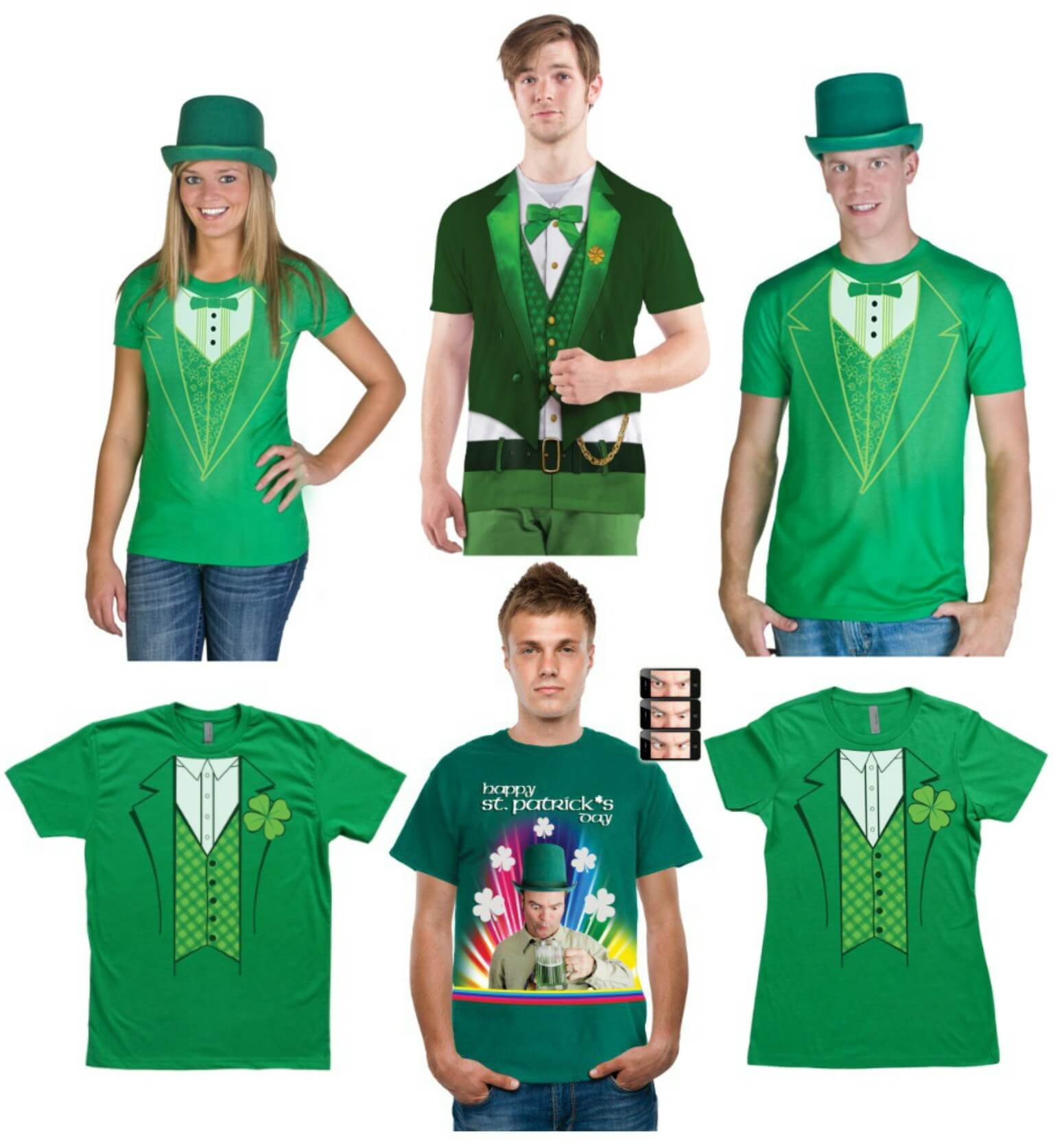 Green St. Patrick's Day T-Shirt