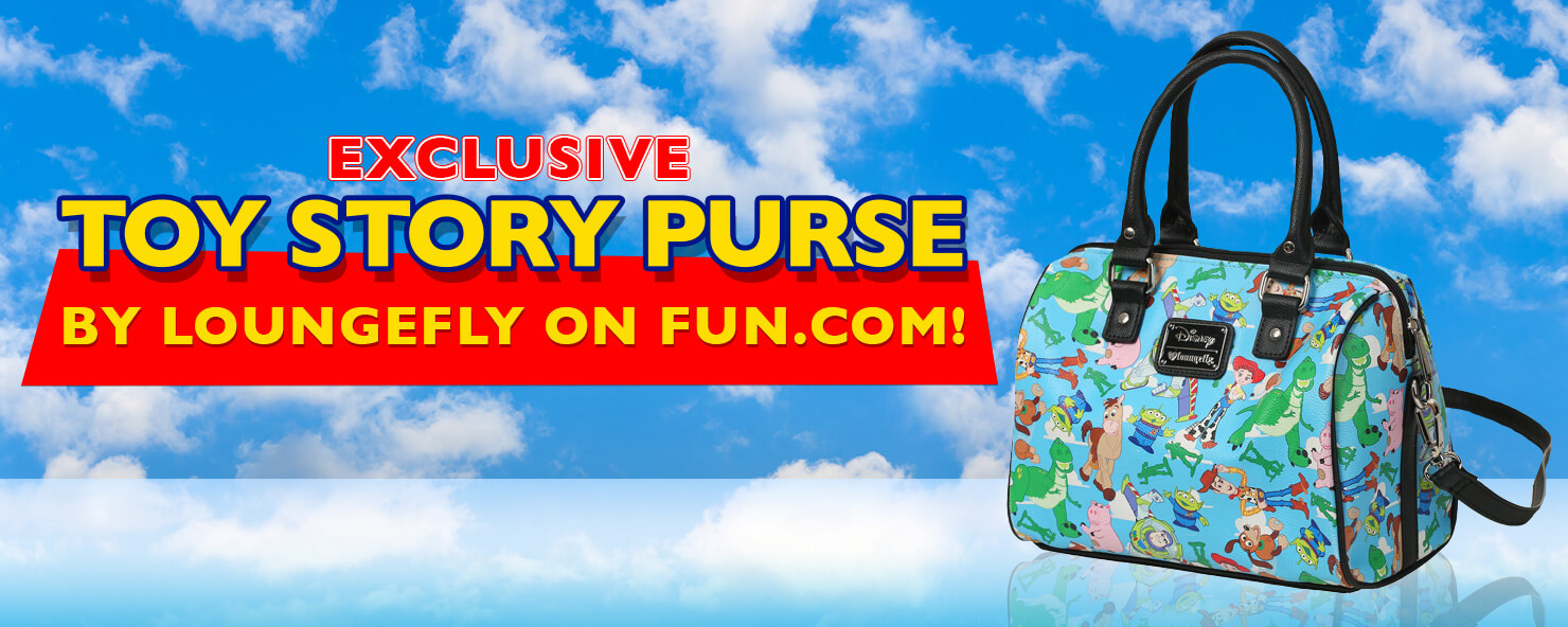 Toy Story Purse by Loungefly