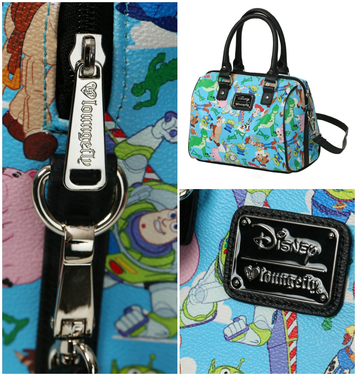 Loungefly Toy Story Bag