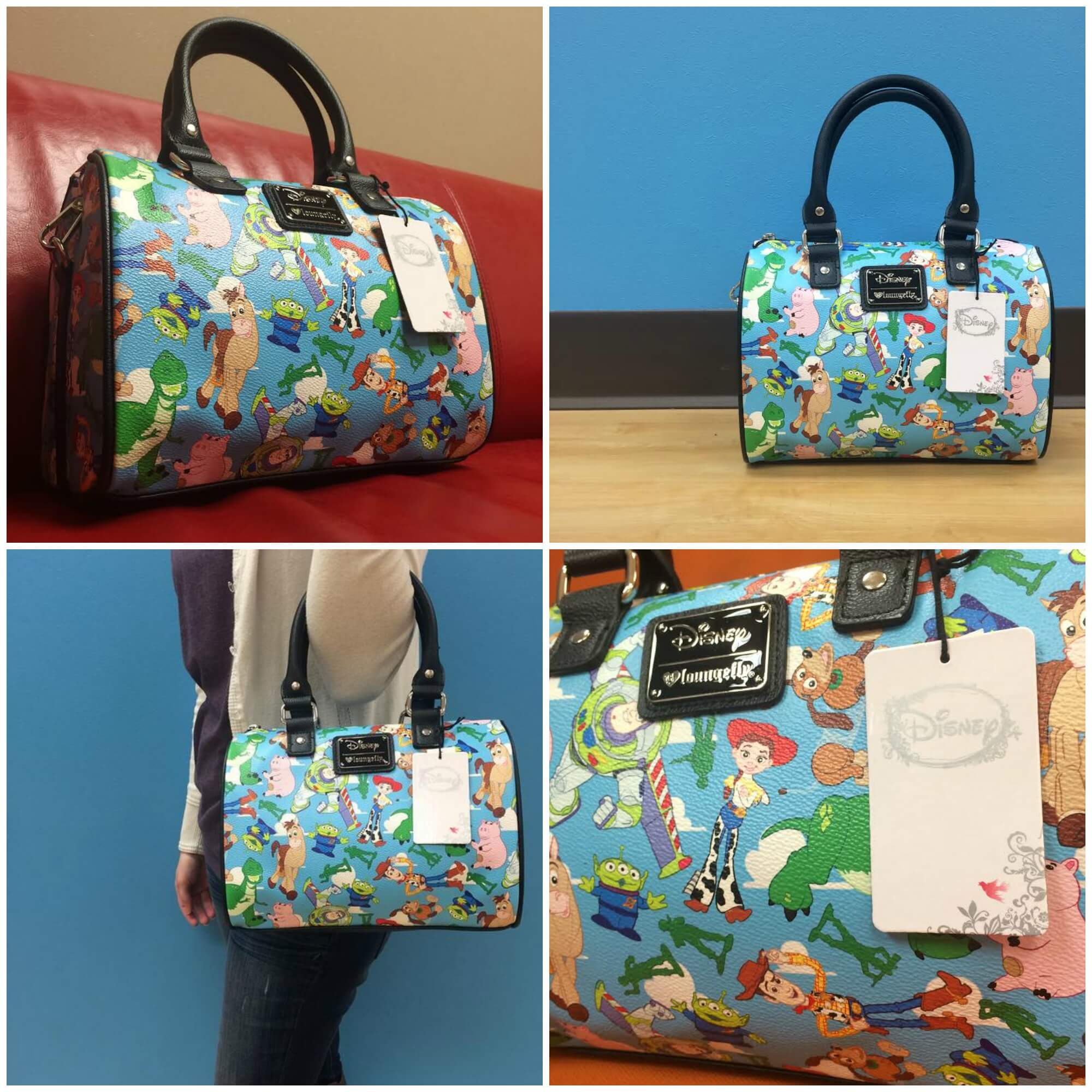 Toy Story Loungefly Bag