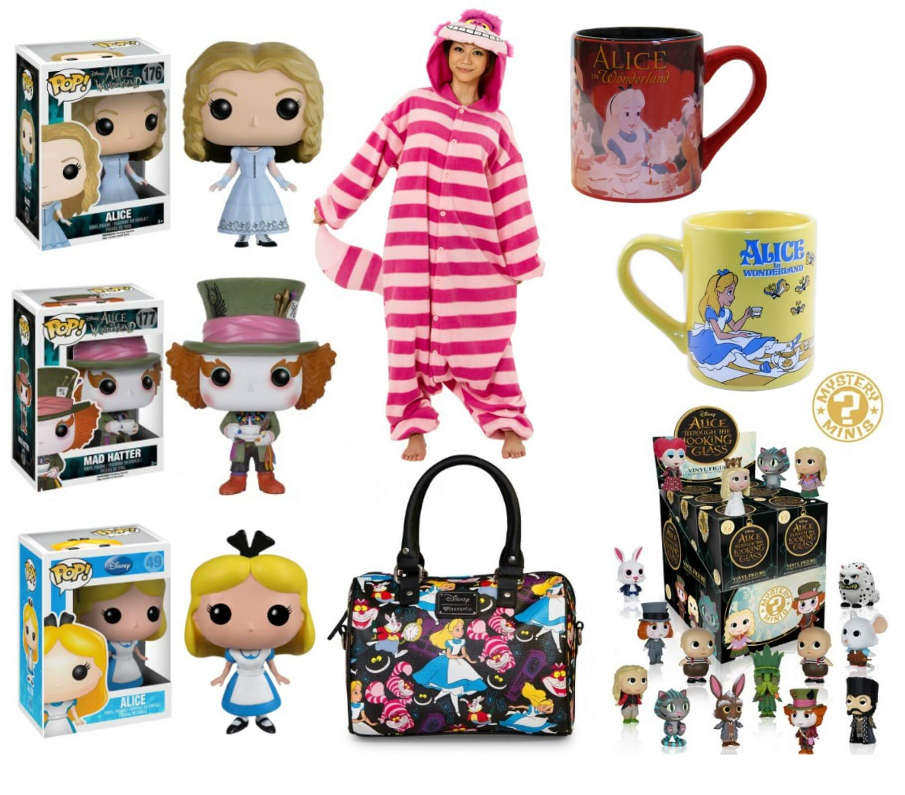 Alice in Wonderland Toys and Gifts