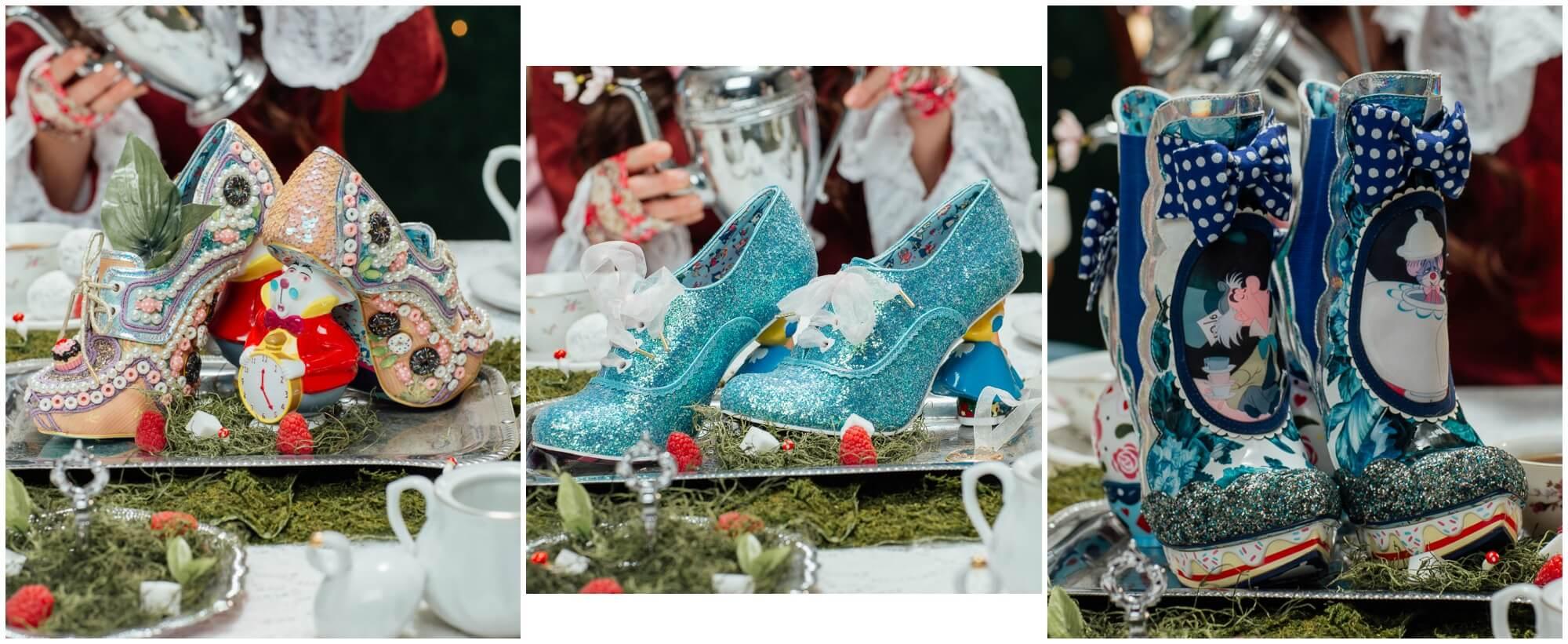 Irregular Choice Alice in Wonderland Shoes