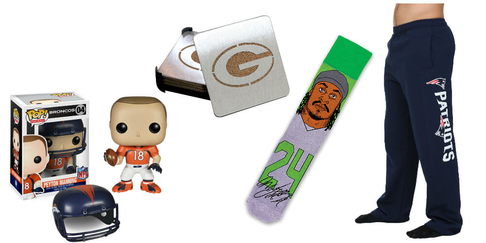 Football Fan Dad Gift Ideas