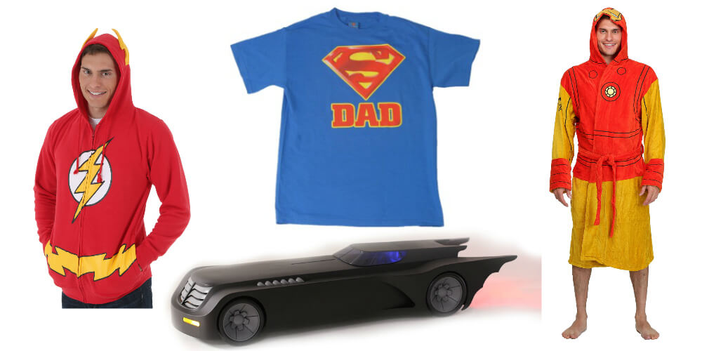 Superhero Fan Dad Gift Ideas