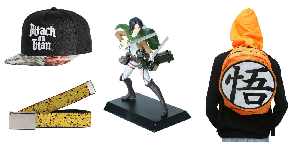 Anime Lover Dad Gift Ideas