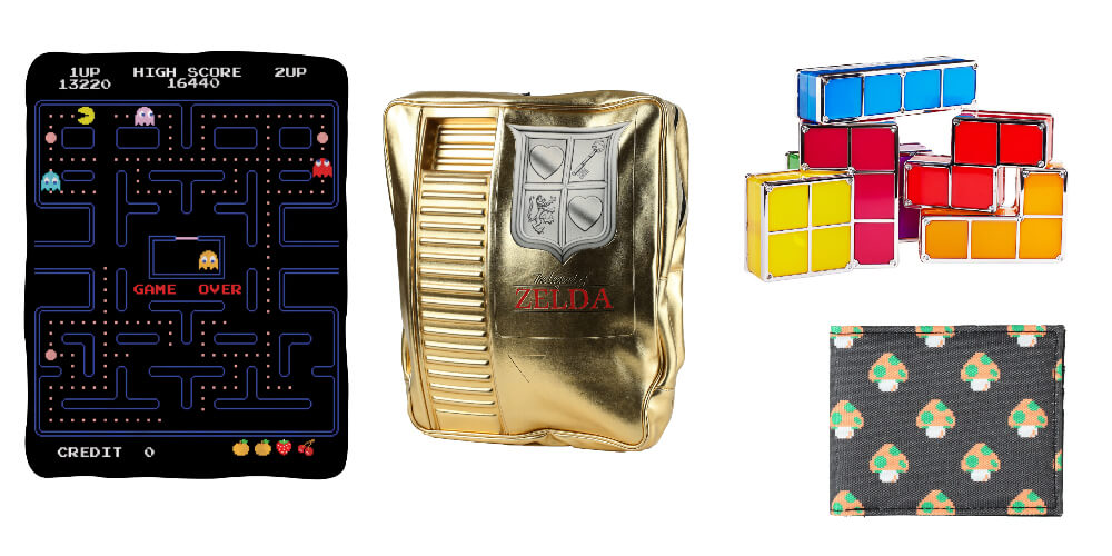 Retro Game Fan Dad Gift Ideas