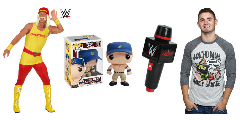 WWE Superfan Dad Gift Ideas