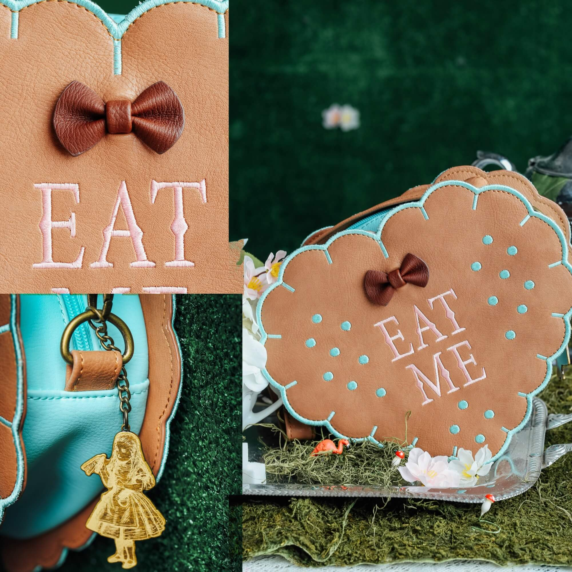 Exclusive Loungefly Eat Me Purse 2