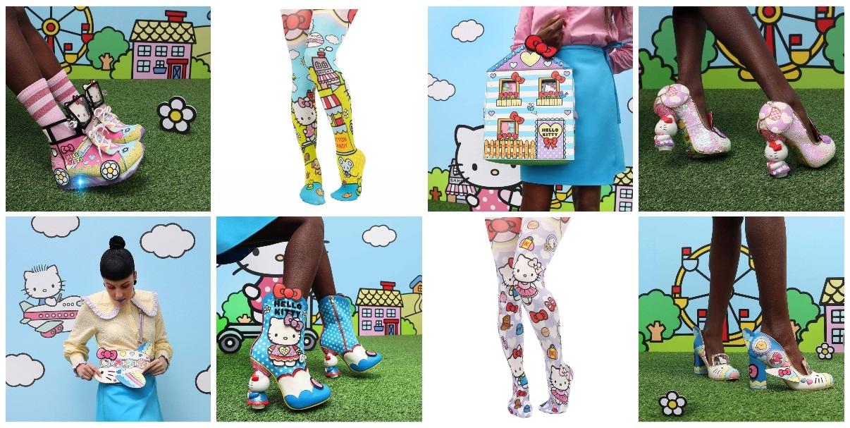 Irregular Choice Hello Kitty Collection