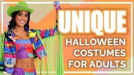 Unique Halloween Costumes for Adults That No One Else Will