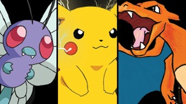 graphic about Pokemon Posters Printable referred to as PokéMonster Online video Posters [Printables] - Exciting Weblog