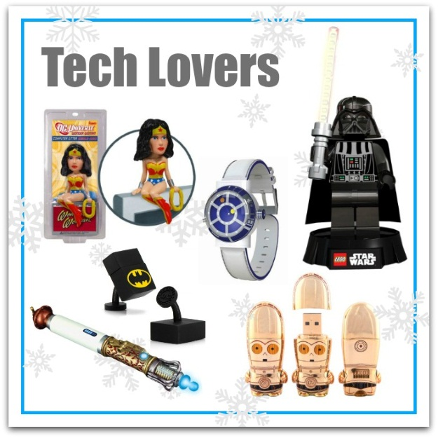 Gift Ideas for Tech lovers