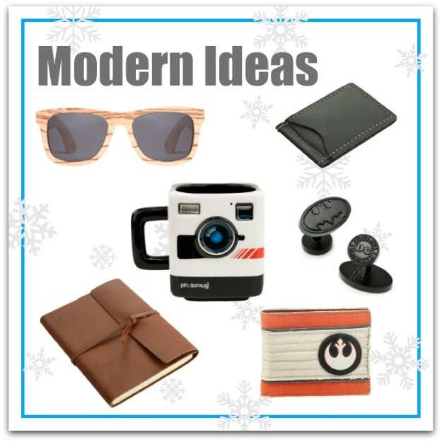 Modern gift ideas for men