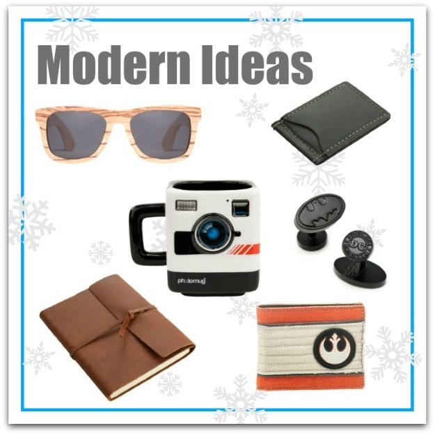 Modern gift ideas for men