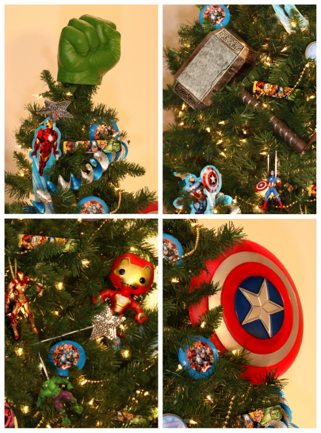 6 Pop Culture Christmas Trees Fun Blog