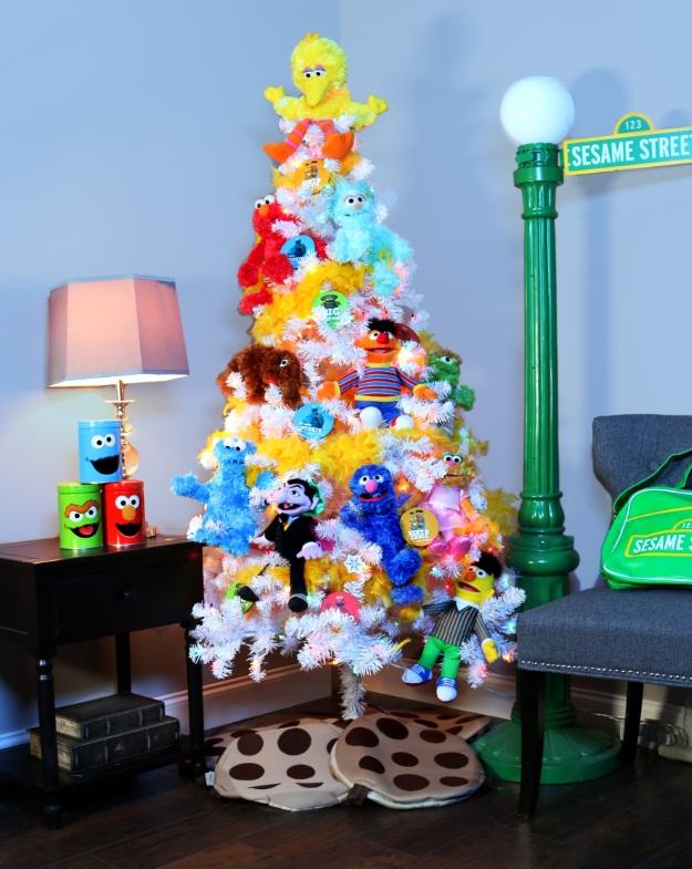 Marvel Christmas Tree Topper.6 Pop Culture Christmas Trees Fun Blog