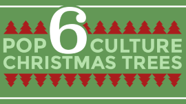 pop culture christmas trees