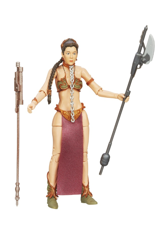 Star Wars Black Series Slave Leia