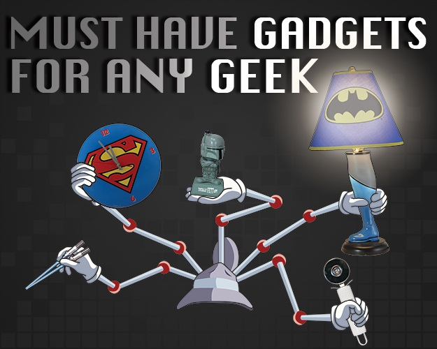 Toys Geek Gadgets : Must have gadgets for any geek fun