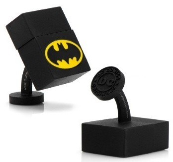 Batman USB Cufflinks