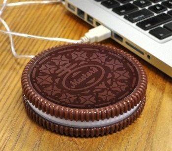 Cookie Shaped USB Cup Warmer
