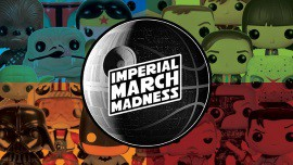 Imperial March Madness Pop Vinyls