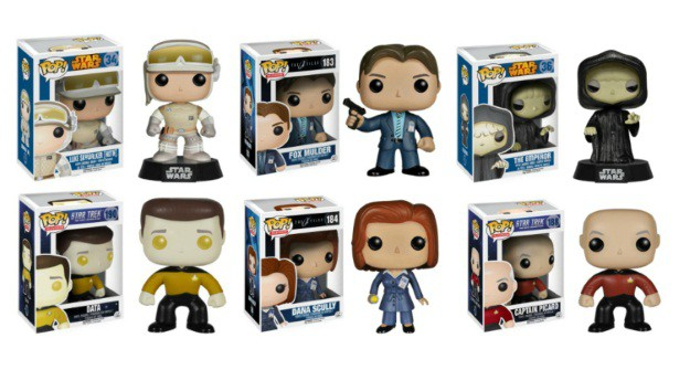 Funko Pop Vinyl Science Fiction