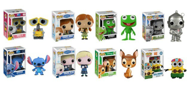 Funko Pop Vinyl Disney Movies