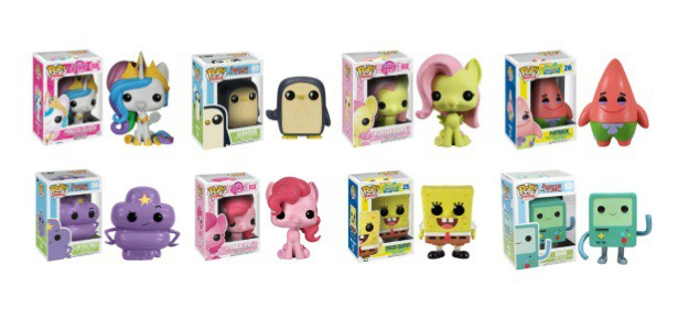 Funko Pop Vinyl Kid's TV Shows