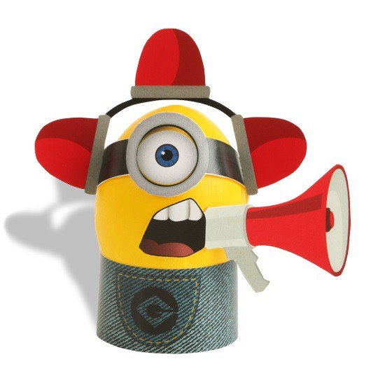 Carl Siren Minion